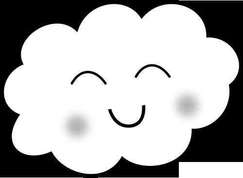Счастливое облакой