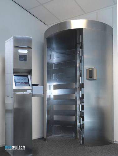 Биометрический сканер